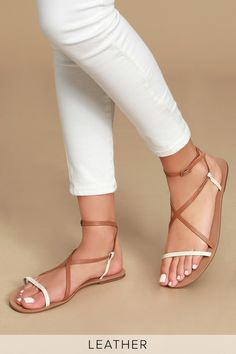 QXU-DIMDIM Womens Artificial Pu Metal Flat with Flip-Flop Sandals