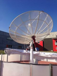 Trying to record Cassiopea A signal with the Spider230 #radiotelescope