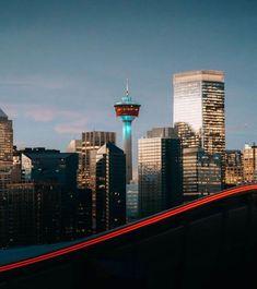 Eye Circles, Sleep Tight, Some People, Calgary, Seattle Skyline, Skyscraper, Abs, Canada, City