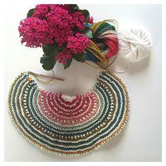 Haciendo la versión 3 del #chal que me traigo entre manos... (Hilo de @lalanalu y agujas de @hiyahiyaeurope ) #instaknit #ganchillo #crochet #calceta #instaknit #instacrochet #crochetigers #knitting #crocheting #knittersoftheworld #puntosocialclub  #knittersdeverdad #weknit by luymou