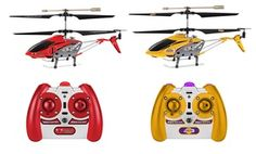 Groupon - World Tech Toys NBA 3.5-Channel Remote-Control Helicopter in [missing {{location}} value]. Groupon deal price: $19.99
