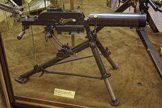 Schwarzlose machine gun - Wikipedia