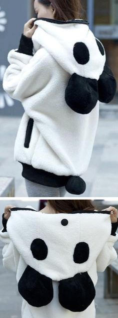 Panda Hoodie More like yes please buy me this and I'll love you long time hoodie
