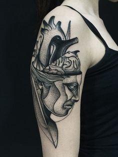 Anatomical beauty.