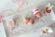 Confetti Popsicles