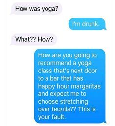 20 Funny Text Messages - Lol!  But did you arrive home naked or does Tequila make your clothes fall off.