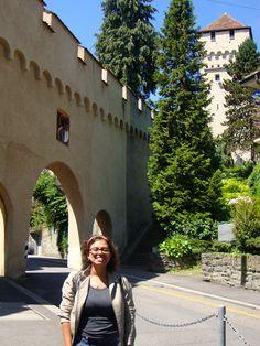 A muralha, a torre e eu
