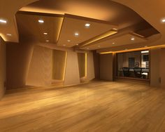 Acoustics: Recording Studio