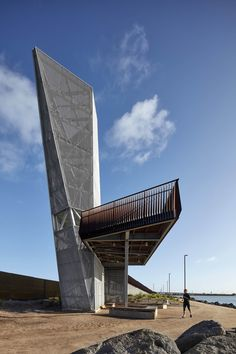 Sandridge Lookout / Cox Architecture & Design