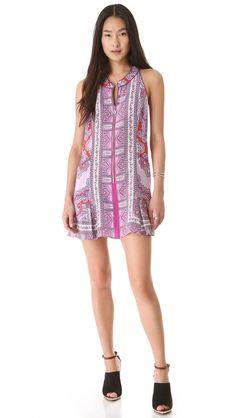 WANT NOW. | Nanette Lepore Sunset Dress