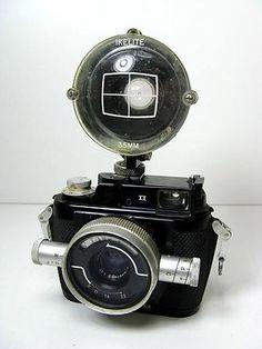 Nikon Nikonos II Underwater UW 35mm Film Camera