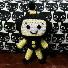 Crochet robot 🤖