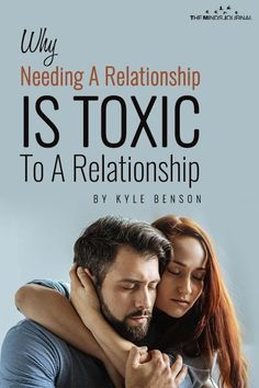 Why Needing A Relationship Is Toxic To A Relationship Relationship Insecurity, Communication Relationship, Relationship Blogs, Happy Relationships, Toxic Quotes, Personal Life Coach, Love Being Single, Feeling Inadequate, Low Self Esteem
