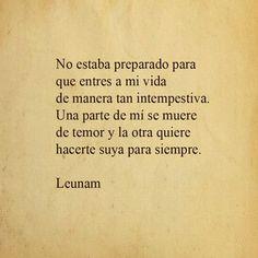 〽️ Leunam...