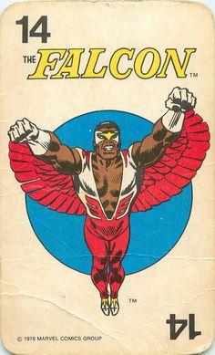 Marvel Comics Superheroes Card Game | Flickr - Photo Sharing!