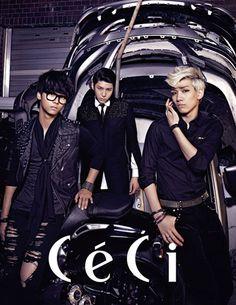 VIXX N, Leo, and Jyuk