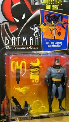 bd8b28763b Combat Belt Batman from the Animated Series.