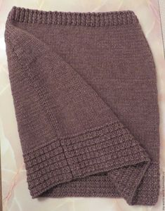 Knit Skirt, Dress Skirt, Knit Crochet, Diy And Crafts, Projects To Try, Crochet Patterns, Wool, Knitting, How To Make