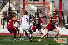Westminster Griffins v. Colorado Mesa - 03.02.2013 - Utah Lacrosse News