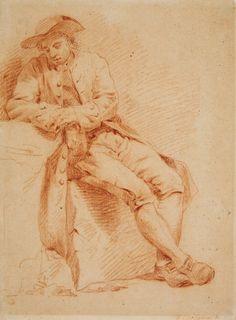 Daniel Nikolaus Chodowiecki, né à Dantzig le 16 octobre 1726 et mort à Berlin le 7 février 1801 Afficher l'image d'origine