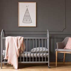Child-safe, unique coverage, fully breathable, matt finish and a lot more in this awesome luxury wall paint! Baby Bedroom, Cribs, Supreme, It Is Finished, Luxury, Unique, Awesome, Wall, Painting