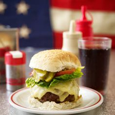 This ultimate cheeseburger is a succulent and simple recipe you'll turn to time and time again.