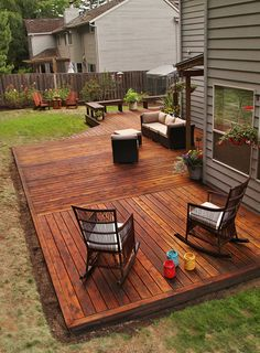 Fall For Your Deck On Pinterest Seals Decks And Outdoor