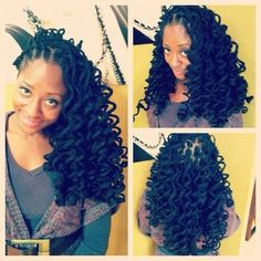 No I don't kno this woman but I LIVE for her gorgeous spiral locs!!
