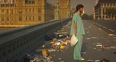 28 Days Later. I've seen it a hundred times but I still can't watch it alone. =D