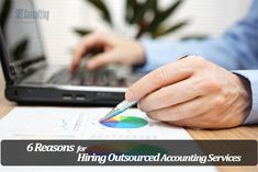 Today companies have moved from paper & pencil and spreadsheet accounting to #outsourced #accounting #services. It has become a trend in developed marketplaces. The new approach to the managing of the business' financial data is light on resources and helps them in saving money.