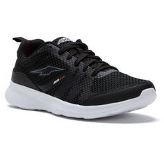 Avia Men's Capri Athletic Shoe, Size: 9.5, Black