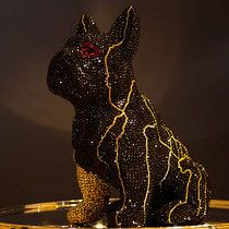 French Bruno by J. Sun, French, Bulldog Breeds, Art Sculptures, French People, French Language, France, Solar