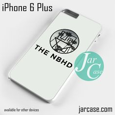The NBHD Logo YD Phone case for iPhone 6 Plus and other iPhone devices