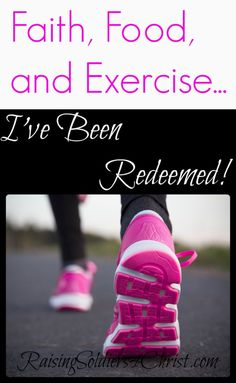 Fitness, Faith, and Food....I've Been Redeemed This is my Story. The story of fitness, faith, and food. Through all the struggles, realizing I am redeemed, I am set free is a beautiful thing. -