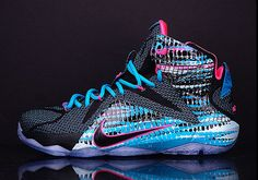 "Nike LeBron 12 ""23 Chromosomes"" - Release Date - SneakerNews.com"