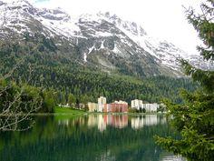 Poster & Download: Schweiz St Moritz Berge Kategorien: landschaften, schweiz, st, moritz, landschaft, berge