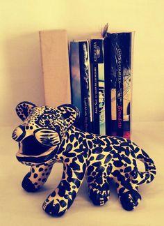 Graaaw! Jaguar Chiapas Ixchel Art&Folk