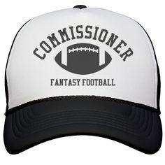 3d3b6b3eb8e Football Commissioner Hat