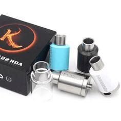 KINGTU Kennedy 22RDA,kennedy v2 RDA+glass cap. 7 colors Glass cap to choose!!4 colors kennedy RDA to choose  So nice kit,good quality and low price  Skype:Allenxu520 Email:kingtu001@vip.126.com Whatsapp:+86 18607168754  #kingtuvape #keepvapeing #RDA #atom
