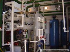 Водоочистные установки Сокол 0,5 – 100 м3/час - БесплатныеОбъявления.рф