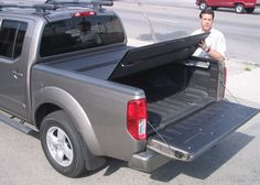 Tapa Cubre Batea para Nissan Frontier King Cab & Crew Cab 2000-2004 G2 BAK Industries