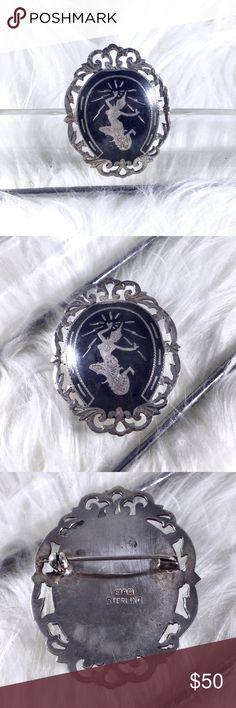 Jewelry & Watches Flight Tracker Siam Sterling Silver 925 White Enamel Niello Mekkala Lightening Goddess Bracelet Fine Bracelets
