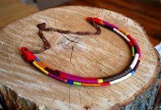 SEMI, It's Cold in Alaska Necklace ---- #jewelry