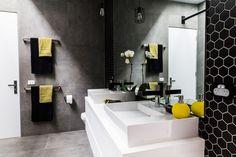 Stunning bathroom design ideas as seen on The Block Glasshouse featuring…