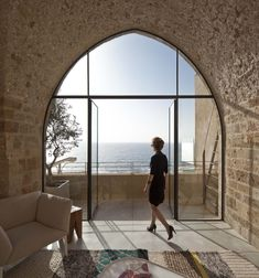 Gallery of Jaffa Apartment / Pitsou Kedem Architects - 1