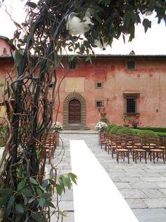 Vignamaggio wedding