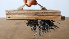 Amazing DIY Tool Idea || Swarf Collecting Magnet