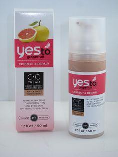 Yes to Grapefruit Correct Repair CC Cream