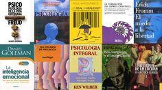 Liked on YouTube: 10 libros de psicología recomendados para estudiantes y psicólogos