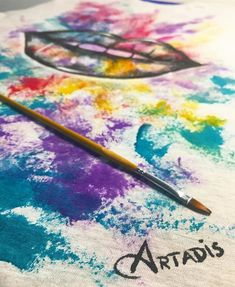 #paint #painting #art #artistsoninstagram #artist #brush #tshirt #tshirtdesign #paintedtshirt #handmade #handpainted #customised #clothingbrand #clothing #artadis #mywork #tricouripersonalizate #tricouripictate Artist Brush, Painting Art, Hand Painted, Clothing, Handmade, Instagram, Outfits, Hand Made, Outfit Posts